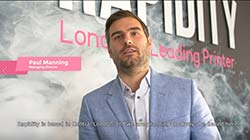 Paul Manning, MD of Rapidity