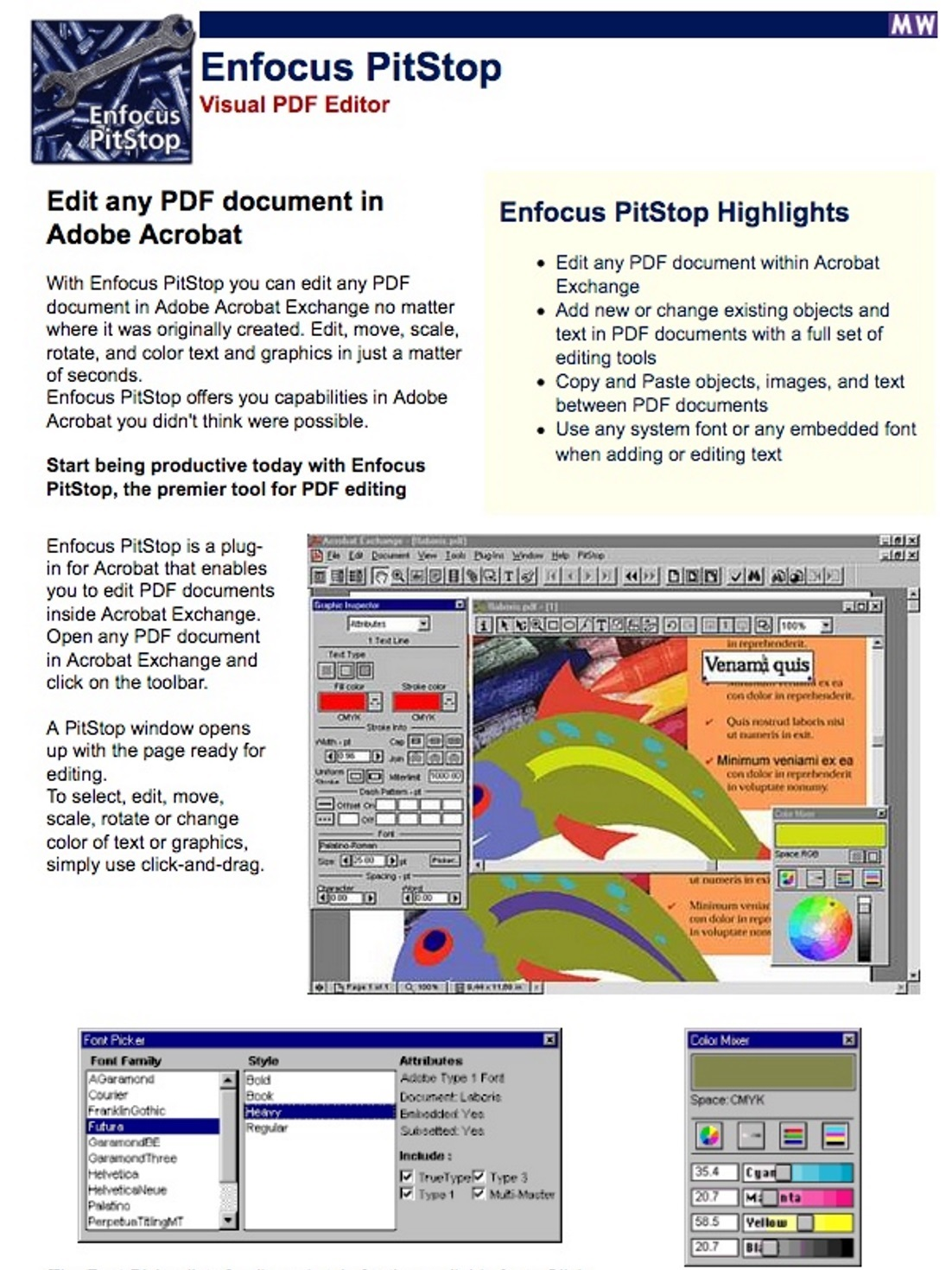 PDF blows out 25 candles! So, what does the future hold? | Enfocus