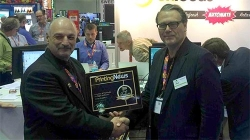PitStop received a printing news award
