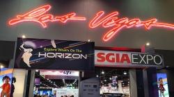 SGIA Expo 2018 Entrance Las Vegas