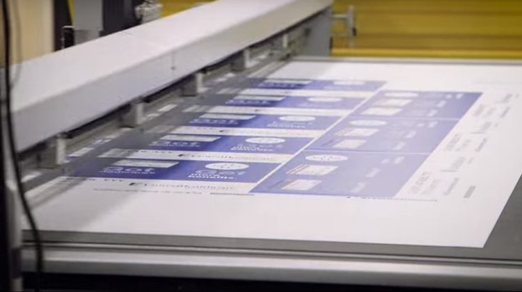 Bernard Group Wide Format Automated Layout