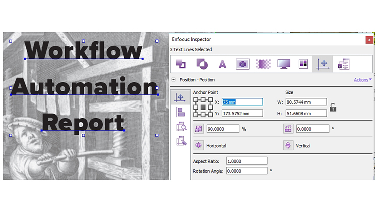 Edit PDF text with PitStop graphic