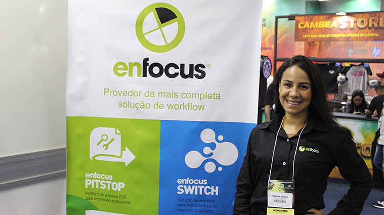 FESPA Brazil 2019 Enfocus Booth Boxware