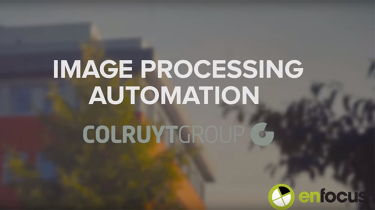 colruyt group video splash screen