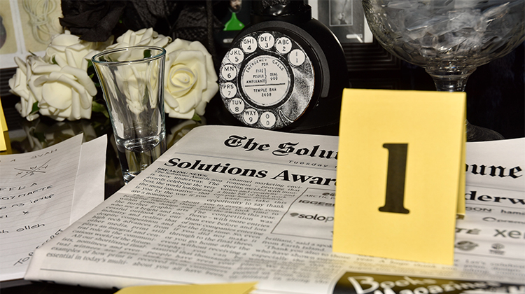 solution awards header