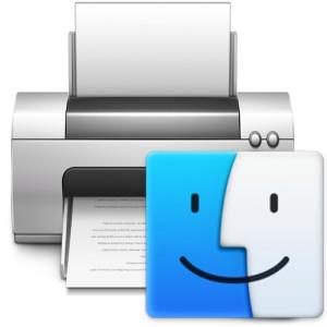 OSX CUPS Printer
