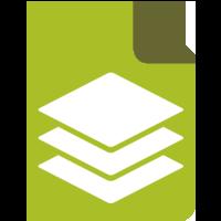 Split PDF layers
