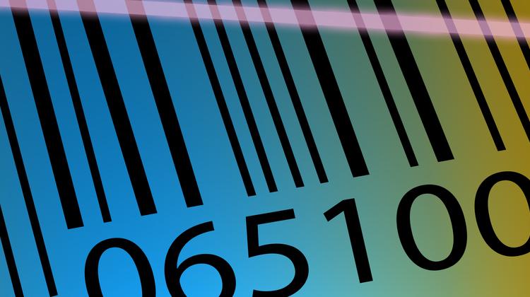 Barcodes job tickets