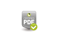 So what's the deal with certified PDF?