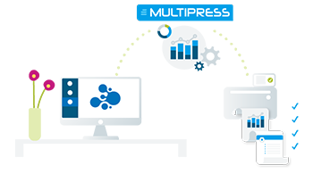 multipress connect graphic