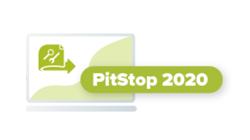 PitStop 2020 logo graphic