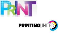 Print 19 and Printing United Logos