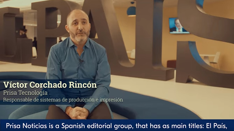 el pais uses switch to automate newspaper production