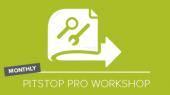 Atelier mensuel de PitStop Pro