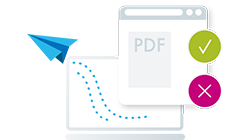 online pdf proofing graphic
