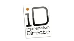 impression directe logo