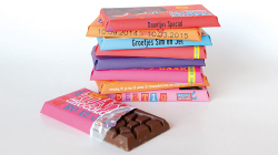 Wihabo Personalized Chocolate Wrappers